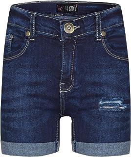 Enfants Filles Extensible Jeans Denim Jeggings Pantalon Leggings Âge 5-13 Ans
