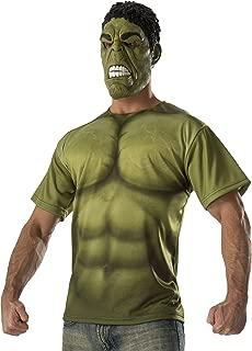 Men's Hulk Adult Costume Top