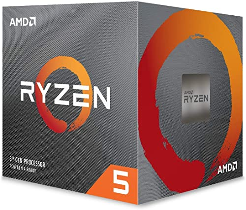 Processador AMD Ryzen 5 2600 c/ Wraith Stealth Cooler, Six Core, Cache 19MB, 3.4GHz (Max Turbo 3.9GHz) AM4 - YD2600BB...