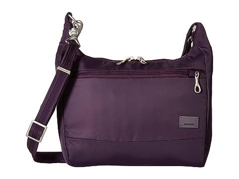 28ff145b3685 Pacsafe Citysafe CS100 Anti-Theft Travel Handbag at Zappos.com
