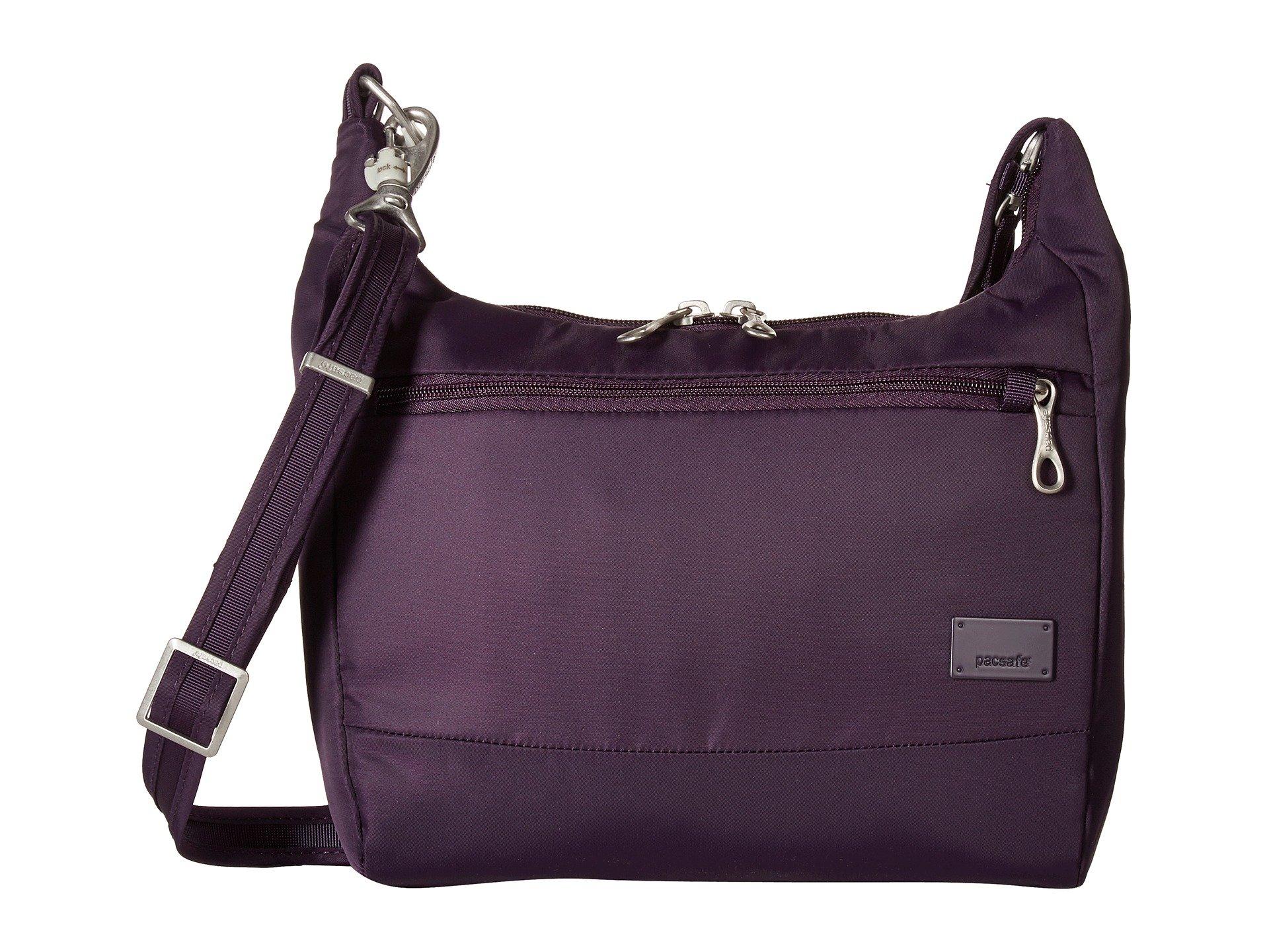 Mulberry Travel theft Anti Citysafe Pacsafe Cs100 Handbag xFq7Yn0w