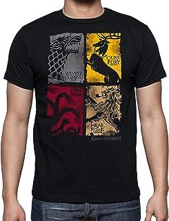 zapatos de otoño comprar más nuevo sensación cómoda Amazon.es: camisetas de juego de tronos: Ropa