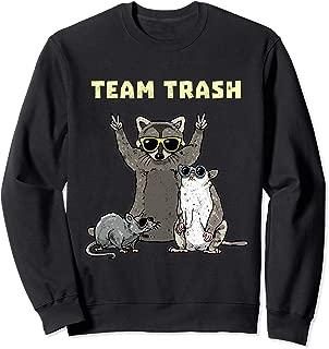 pack your trash sweatshirt