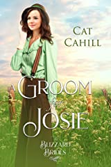 A Groom for Josie: (The Blizzard Brides Book 24) Kindle Edition