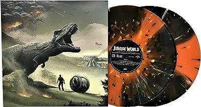 Jurassic World Fallen Kingdom Original Motion Picture Soundtrack (Limited Edition Indo-Raptor Colored Vinyl)