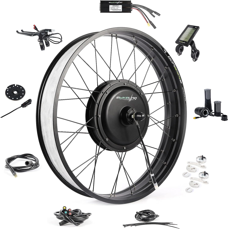 EBikelling Fat Tire Direct Drive Electric Bike Conversion Kit