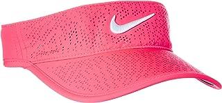 Tech Golf Visor 2017 Women Racer Pink/White One Size Fits All