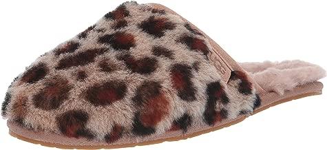 UGG Women's Fluffette Leopard Slipper