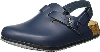 Birkenstock Original Tokyo Leather Regular Width, Blue L10 M8 41,0