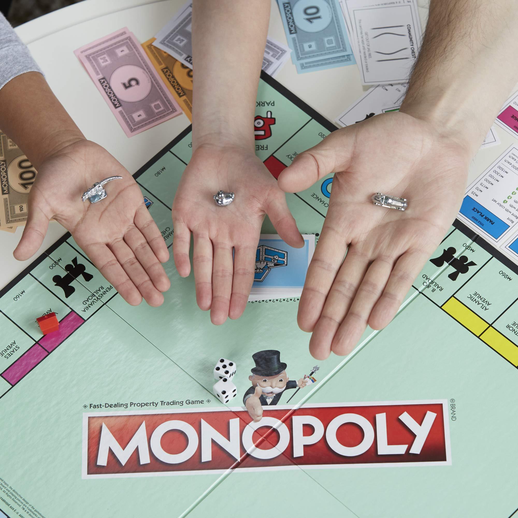 Hasbro Gaming Monopoly Classic Game (UK IMPORT): Amazon.es: Juguetes y juegos