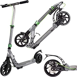 comprar comparacion Apollo High End Scooter - Tornado City Scooter con Freno y suspensión, City Roller Plegable Ajustable en Altura, Kick Scoo...