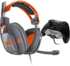ASTRO Gaming A40 Headset + Mixamp M80 - Dark Grey/Orange - Xbox One (2014 model)