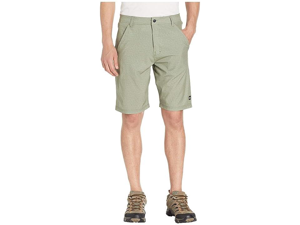 tentree Destination Shorts (Vetiver) Men