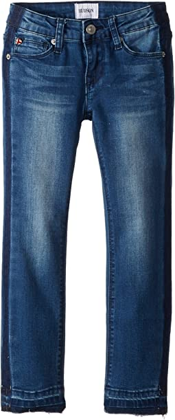 Hudson Kids Tilly Skinny Jeans in Prussian Blue (Big Kids)
