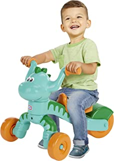 Go & Grow Dino by Little Tikes Dinosaur Ride-On Trike for Kids Ages 1+ Years