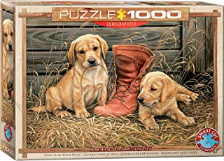 EuroGraphics Old Something New by Rosemary Millette 1000-Piece Puzzle Jigsaw (1000 Piece)