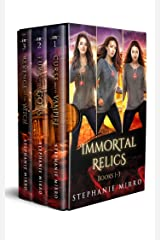 The Immortal Relics Books 1-3: An Urban Fantasy Boxset (The Immortal Relics Series Boxsets Book 1) Kindle Edition