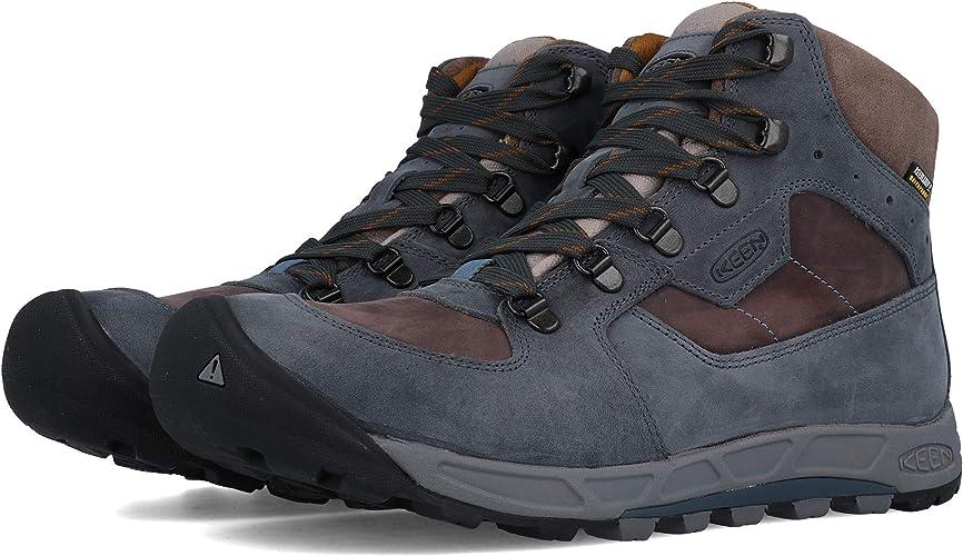 KEEN Westward Leather Mid Waterproof Chaussure De Marche - AW18