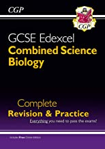 Grade 9-1 GCSE Combined Science: Biology Edexcel Complete Revision & Practice with Online Edn