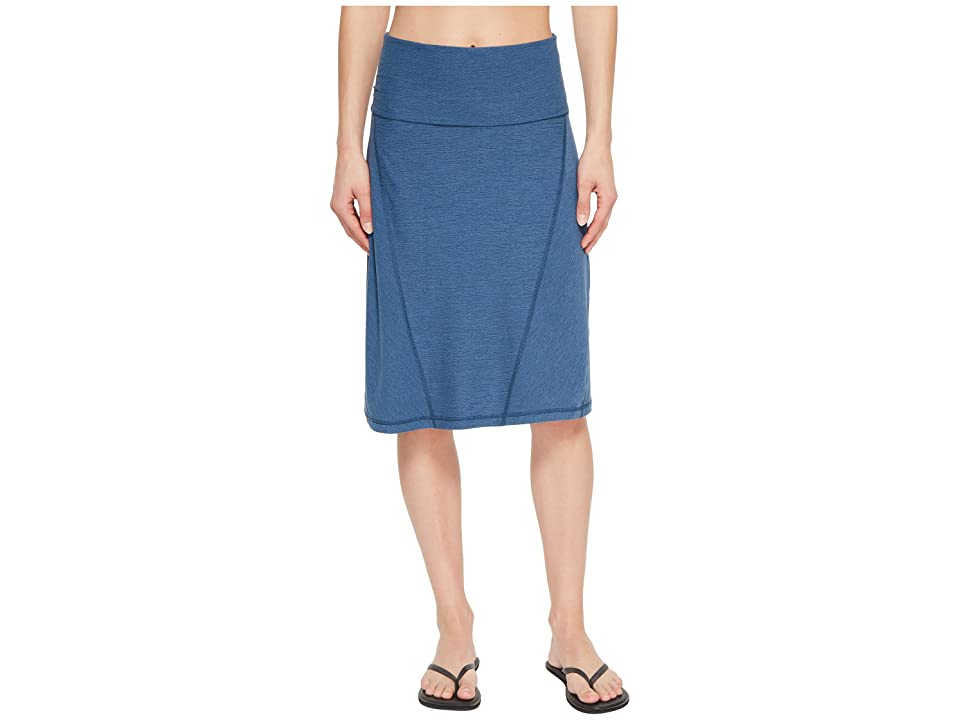 The North Face Getaway Skirt (Blue Wing Teal Heather) Women