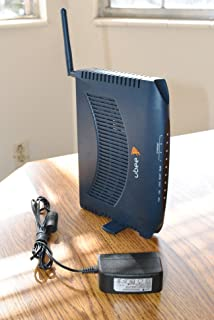 Ambit (now Ubee) U10C019 Wireless Cablemodem + 4 Port Wired Router