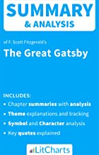 Summary & Analysis of The Great Gatsby by F. Scott Fitzgerald (LitCharts Literature Guides)