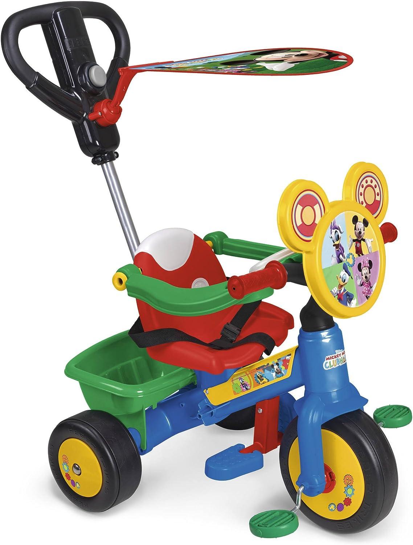 directo de fábrica FEBER - Mickey Mouse Club Club Club House Triciclo (Famosa 700012545)  precio razonable