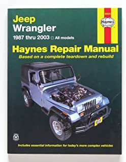 Best 2010 jeep wrangler repair manual Reviews
