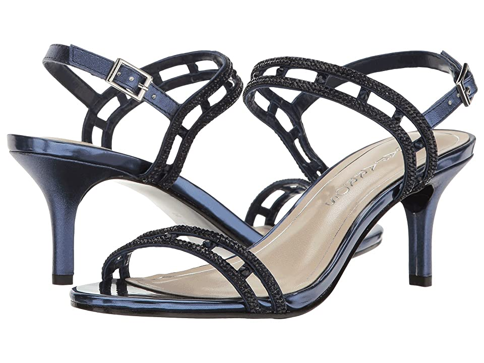 Caparros Happy (Navy Metallic) High Heels