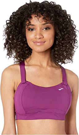 Juno Cross Back Adjustable High-Impact Sports Bra | Moving Comfort