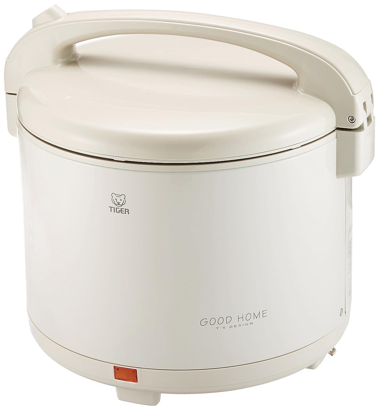 同志だます北東タイガー 電子ジャー 保温専用 保温ジャー 1升 マイルドグレー JHD-1800-HD