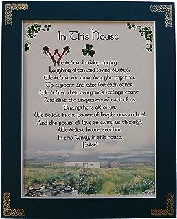 Best irish house blessing Reviews