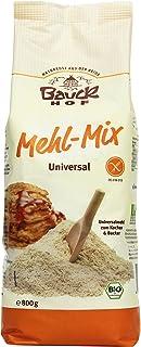 Bauckhof Mehl-Mix Universal glutenfrei, 4er Pack 4 x 800 g - Bio