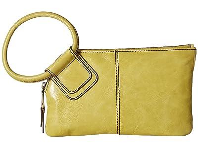 Hobo Sable (Lemongrass) Clutch Handbags