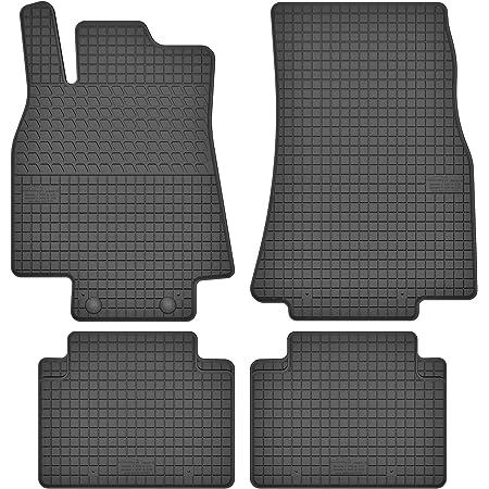 Motohobby Gummimatten Gummi Fußmatten Satz Für Mercedes Benz A Klasse W169 04 12 B Klasse W245 05 11 Passgenau Auto