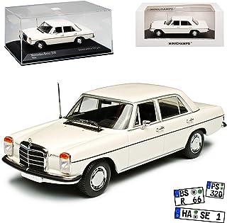 Mercedes-Benz 220 //8 Strich-Acht Limousine Rot W114 1967-1976 1//18 Model Car G..