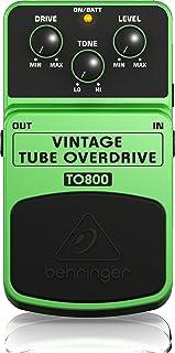 Behringer TO800 Vintage Tube-Sound Overdrive Instrument...