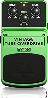 Behringer TO800 Vintage Tube-Sound Overdrive Instrument...