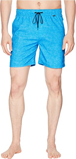 Hurley Heather Volley Shorts 17""