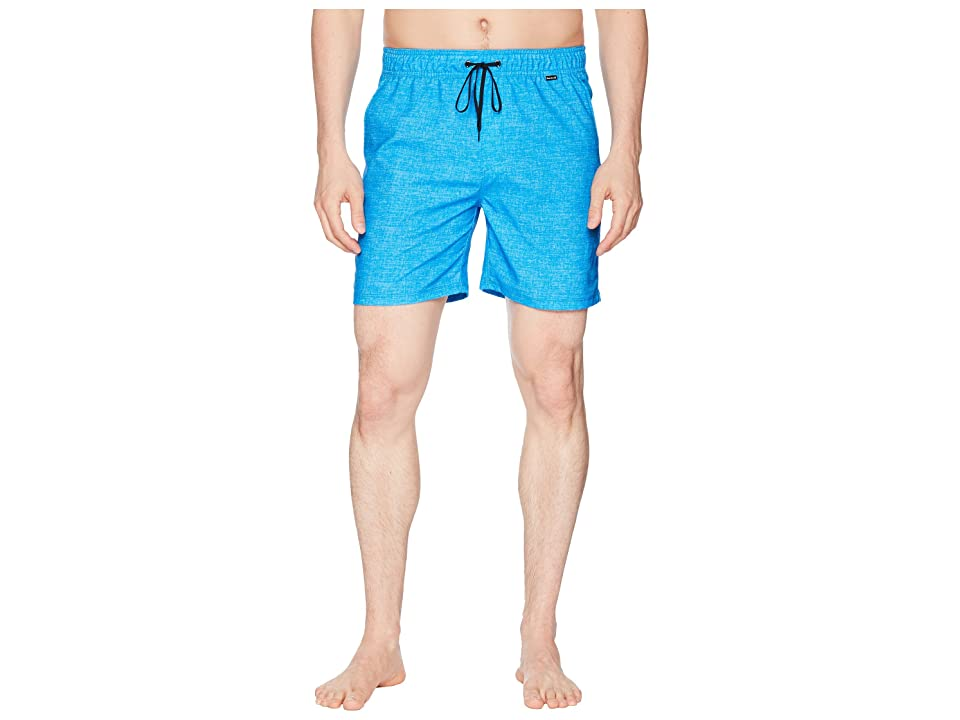 Hurley Heather Volley Shorts 17 (Photo Blue) Men