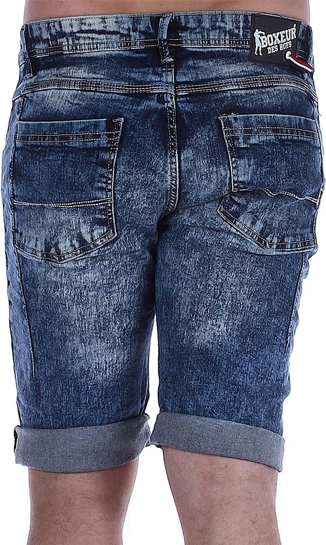BOXEUR DES RUES - Kenner Short Jeans Man