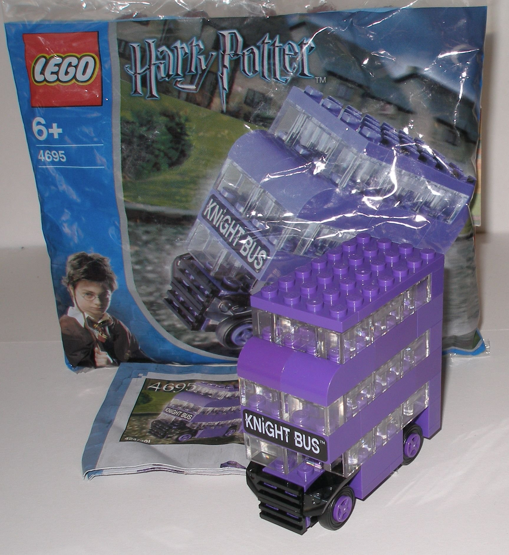 LEGO Harry Potter: Knight Bus (4695) Polybag