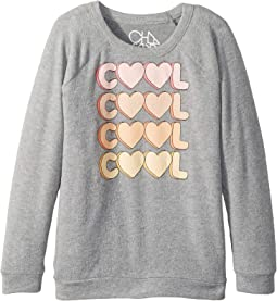 Extra Soft Love Knit Cool Pullover (Little Kids/Big Kids)