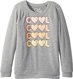 Extra Soft Love Knit Cool Pullover (Little Kids/Big Kids)