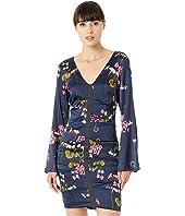 Lilypad Bell Sleeve Dress