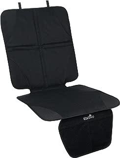 leather recaro baby seat