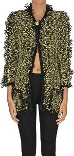 ZOE Luxury Fashion Womens MCGLMGC0000B7007E Yellow Jacket | Season Outlet