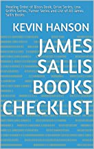 James Sallis Books Checklist: Reading Order of Bison Book, Drive Series, Lew Griffin Series, Turner Series and List of All James Sallis Books