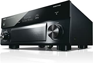 Yamaha AVENTAGE Audio & Video Component Receiver,Black (RX-A1070BL)