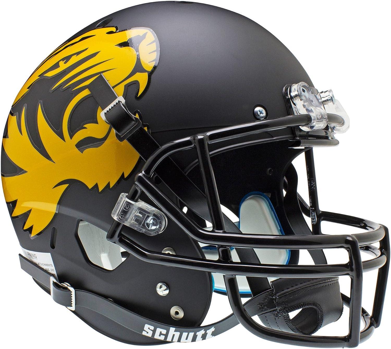 Schutt Ranking Superior TOP12 NCAA Missouri Tigers Helmet Replica Football XP
